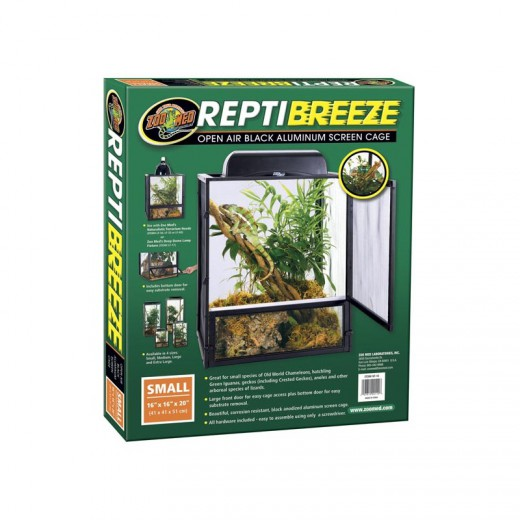 ReptiBreeze - Small - 41 x 41 x 51 cm