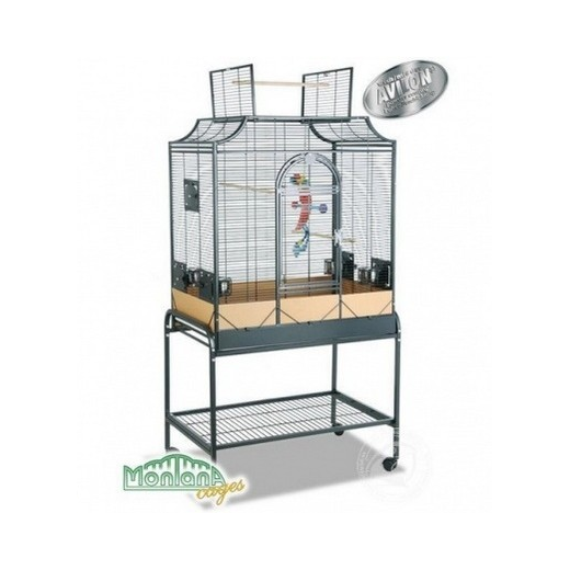 Cage Madeira II Anthracite