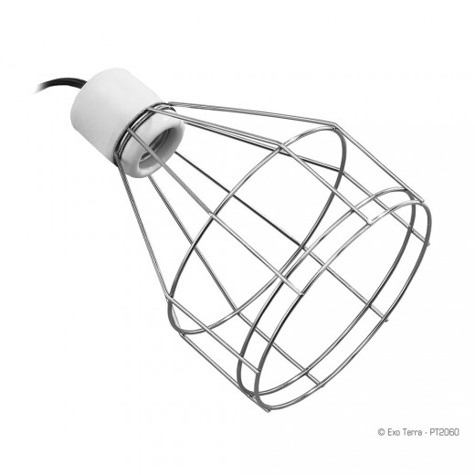 Support de lampe jusqu'à 150w Wire Light Exo Terra