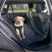 Protège siège de voiture -  Noir