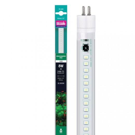 Tube led T5 LED Freshwater pro 8 W, 55cm