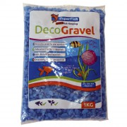 Deco Sable néon Bleu Superfish 1Kg