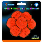 superfish fluo mushroom coral orange