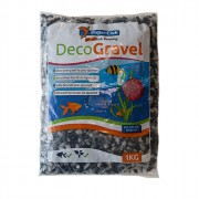 Deco Sable mix Blanc/Noir/Gris Superfish 1Kg