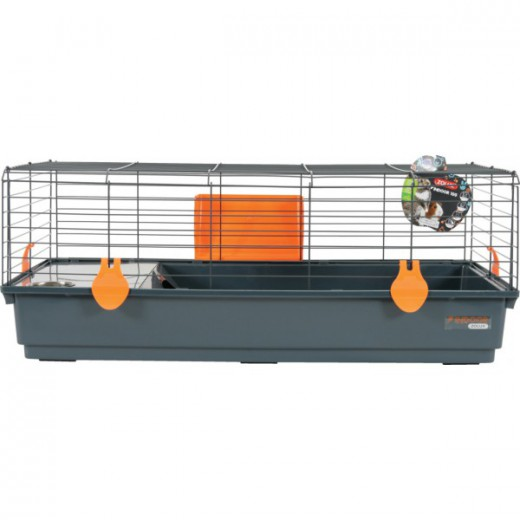 Cage indoor 100 orange