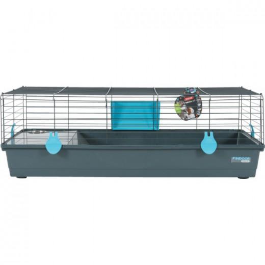 Cage indoor 120 bleu