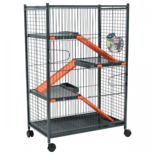 Cage indoor max loft 2 orange
