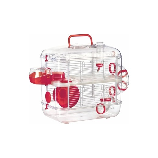 Cage duo rodylounge cerise