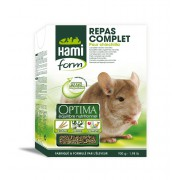 Repas complet chinchilla 900 gr