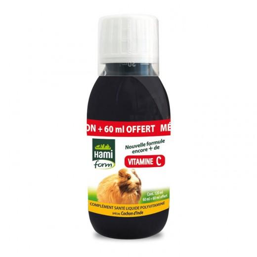 Complexe polyvitaminé vitamine C 60ml