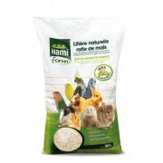 Litière naturelle rafle maïs 10 litres rongeurs/oiseaux