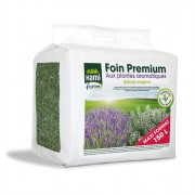 Foin premium aux plantes aromatiques 150 L