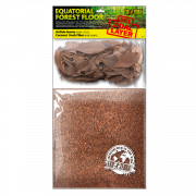 Equatorial forest floor Feuilles + substrat 8.8L