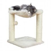 Arbre à chat Baza, 50 cm, crème