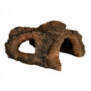 Tronc, caverne, 15 cm