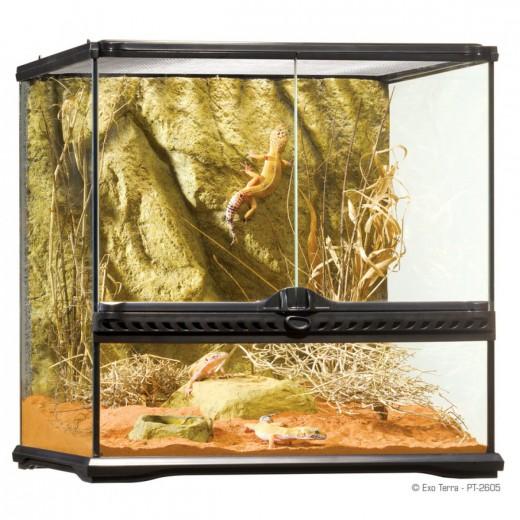 Terrarium 45x45x45cm