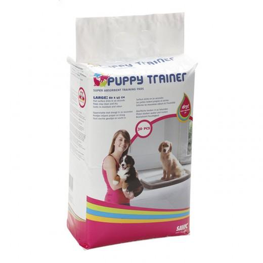 Tapis éducateurs Puppy Trainer Pads Medium 30 pads
