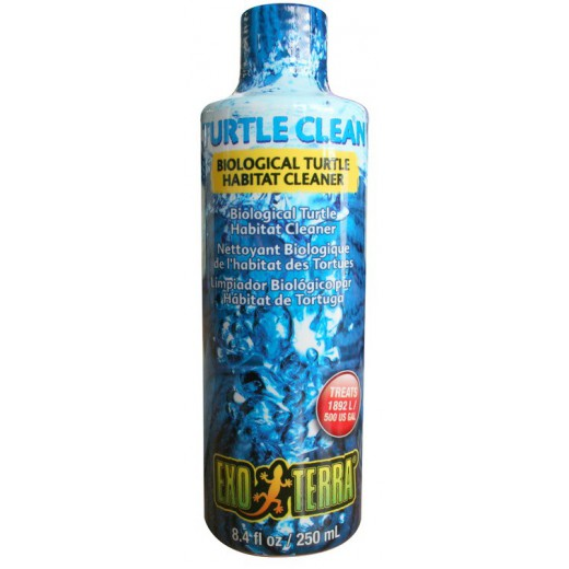 "Nettoyant biologique ""turtle clean Exo Terra"", 120ml"