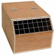 Cageot perroquets petit modele 21x30x16.5 cm