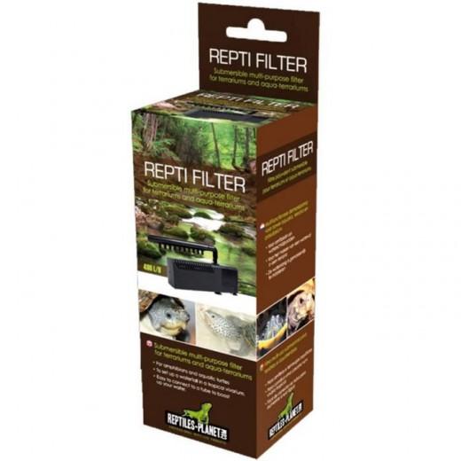"""Filtre intérieur """"Repti Filter"""", 480 L/H"""