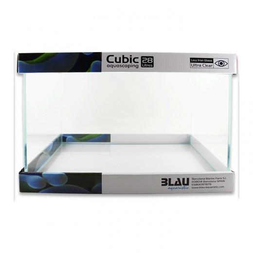Cubic Aquascaping 40x25x28 - 28 Litres