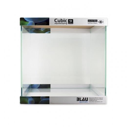 Cubic Aquascaping 45x45x45 - 91 Litres