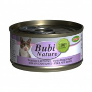 Bubi Nature - Thon & Poisson Blanc