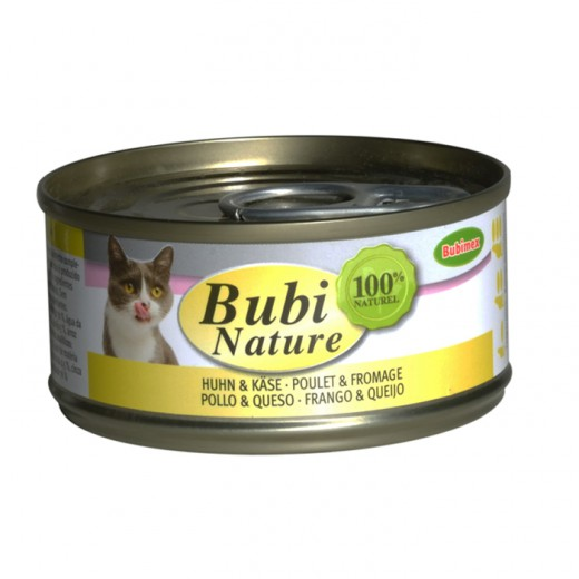 Bubi Nature - Poulet & Fromage