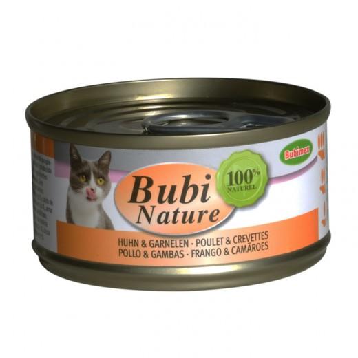 Bubi Nature - Poulet & Crevettes