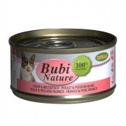 Bubi Nature - Poulet & Poisson Blanc