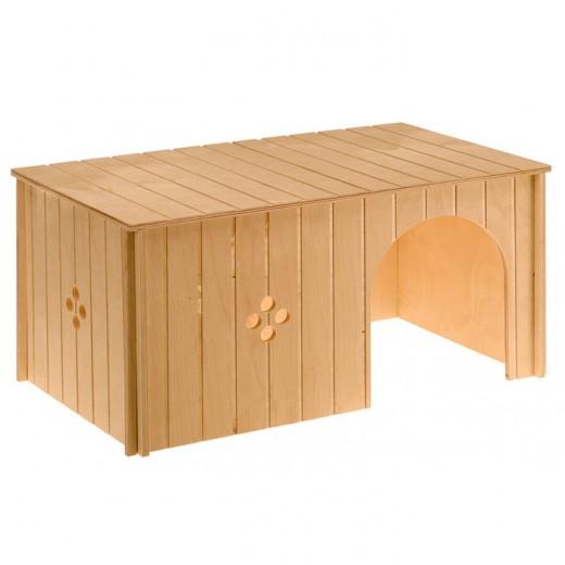 Maisonette en bois pour rongeur - Sin 464 - Maxi