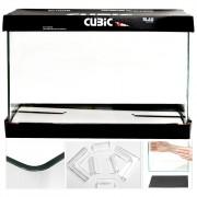 Aquarium Cubic 45x28x30 - 38 Litres