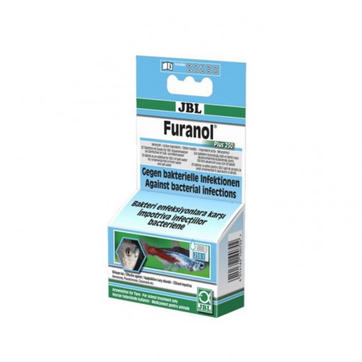 Furanol plus 250 - 20 tablettes
