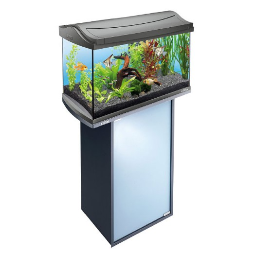 Aquarium Tetra aqua art 60l + meuble