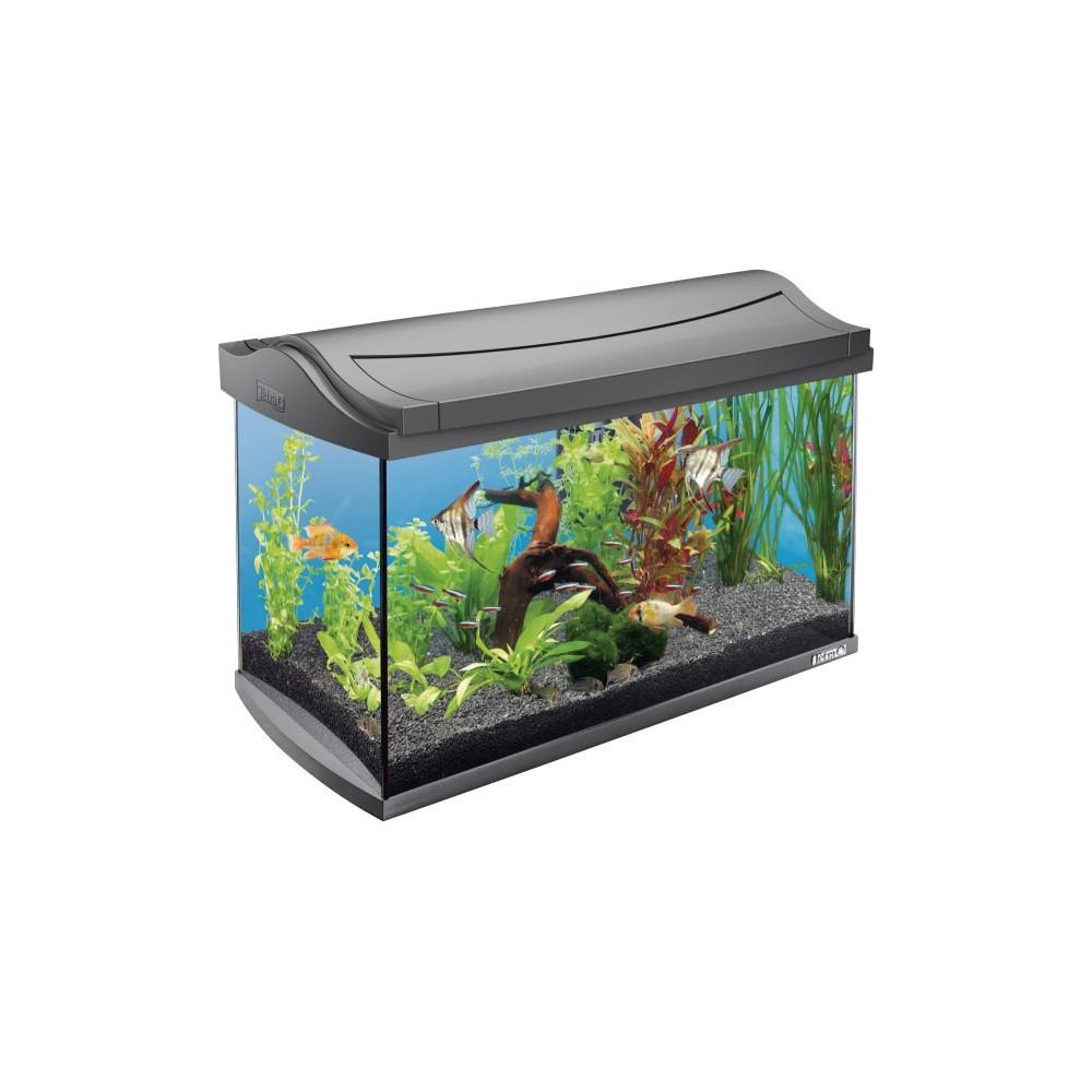 Aquarium tetra aqua art 60l meuble - L art du meuble barentin ...