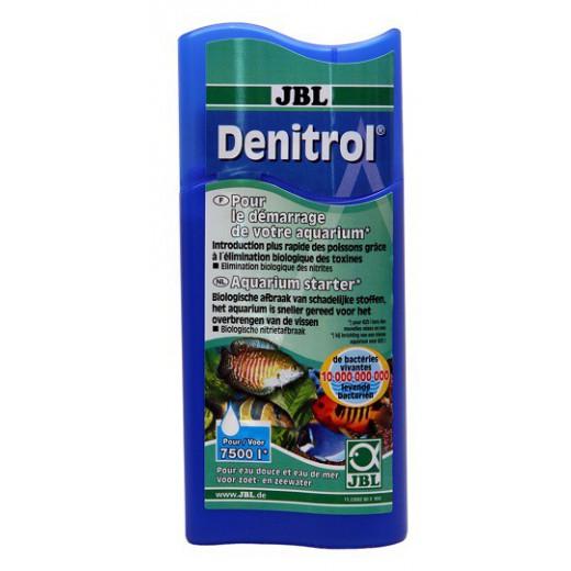 Bactérie pour eau d'aquarium Jbl denitrol, 250ml