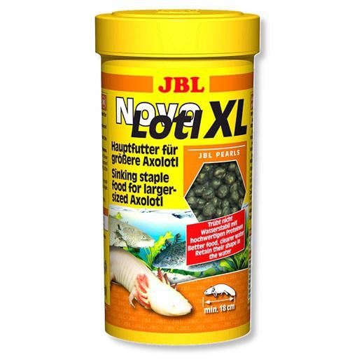 Alimentation pour grand Axolotl Jbl novolotl XL, 250ml