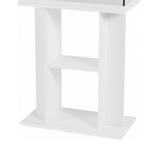 Meuble pour aquarium First 60cm - Blanc