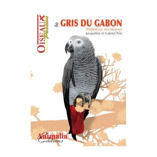 Livre sur les Gris du Gabon - Animalia