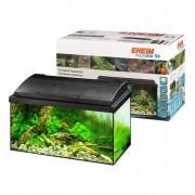 Aquarium équipé Mp aquastar, 54L Noir 60x30x36cm