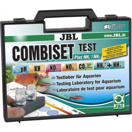 """Malette de test d'eau """"combiset jbl"""""""