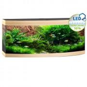 Aquarium Vision 450 hêtre, 151x61x64 cm
