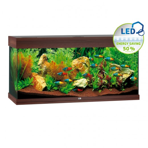 Aquarium Rio 180 LED - Brun