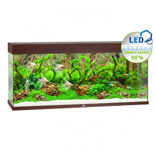 Aquarium Rio 240 LED - Brun