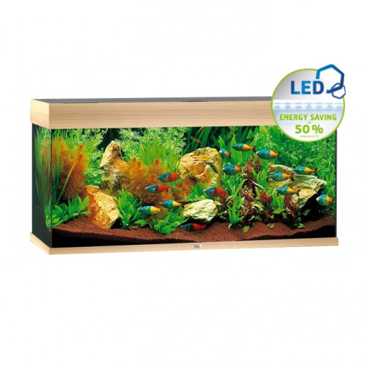 Aquarium Rio 240 LED - Hêtre