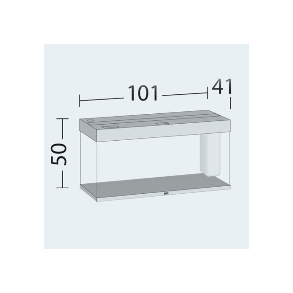 aquarium rio 180 led h tre. Black Bedroom Furniture Sets. Home Design Ideas