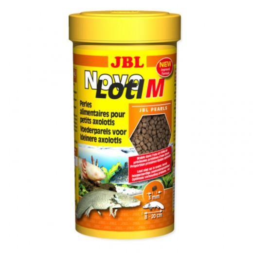 Alimentation pour petit Axolotl Jbl novolotl M, 250ml