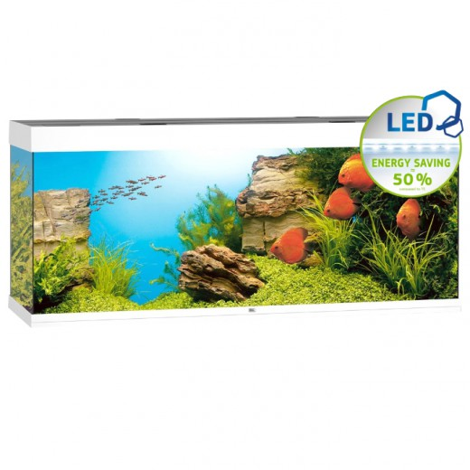 Aquarium Rio 450 LED - Blanc