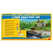"""Malette de Test d'eau """"Sera aqua test set"""""""
