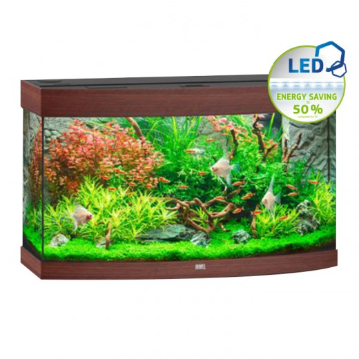 Aquarium Vision 180 LED - Brun